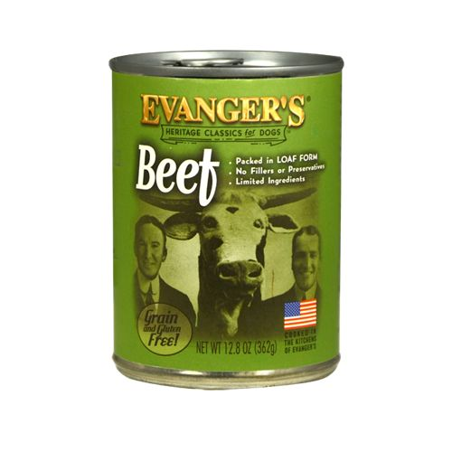 Evanger's Evanger's Classic Beef Wet Dog Food 13oz