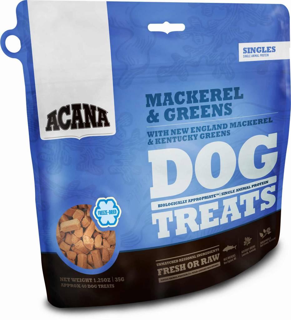 Acana Acana Mackerel & Greens Dog Treats