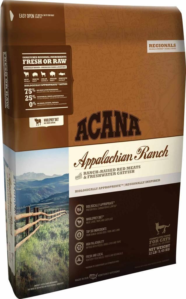 Acana Acana Regionals Appalachian Ranch Dry Cat Food