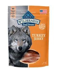 Blue Buffalo Blue Buffalo Wilderness Turkey Jerky Dog Treats 3.25oz