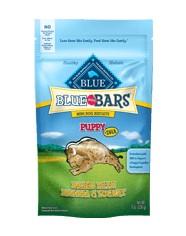 Blue Buffalo Blue Buffalo Mini Bars Puppy Banana & Yogurt Dog Treats 8oz