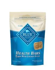 Blue Buffalo Blue Buffalo Health Bars Chicken Liver Dog Treats 16oz