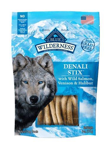 Blue Buffalo Blue Buffalo Wilderness Denali Stix Dog Treats 6oz