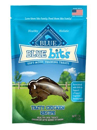 Blue Buffalo Blue Buffalo Bits Tasty Chicken Dog Treats 4oz
