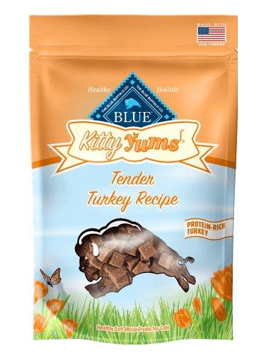 Blue Buffalo Blue Buffalo Kitty Yums Tender Turkey Cat Treats 2oz