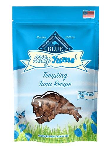 Blue Buffalo Blue Buffalo Kitty Yums Tempting Tuna Cat Treats 2oz