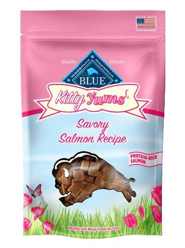 Blue Buffalo Blue Buffalo Kitty Yums Savory Salmon Cat Treats 2oz