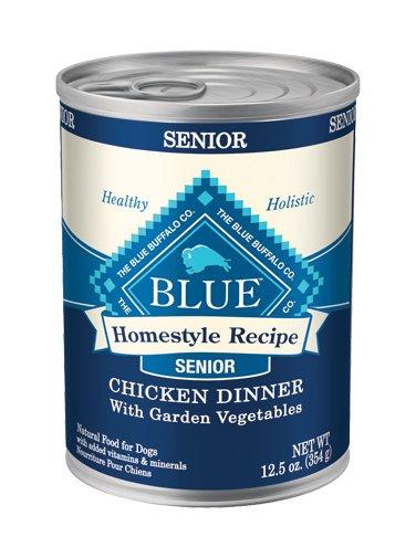 Blue Buffalo Blue Buffalo Homestyle Senior Chicken Dinner Wet Dog Food 12.5oz