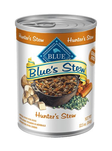 Blue Buffalo Blue Buffalo Hunter's Stew Wet Dog Food 12.5oz