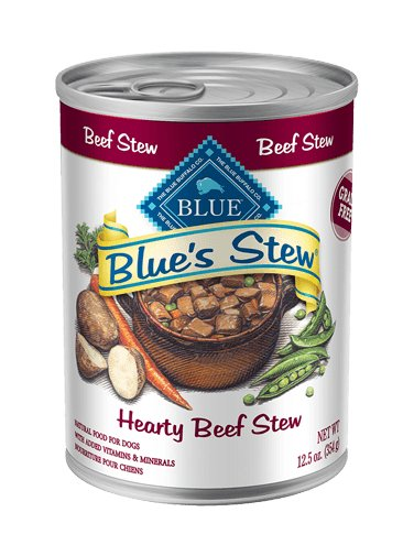 Blue Buffalo Blue Buffalo Hearty Beef Stew Wet Dog Food 12.5oz