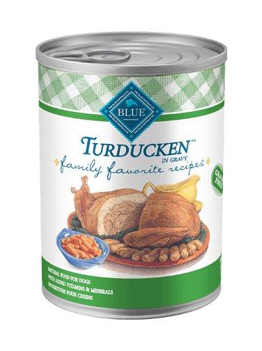 Blue Buffalo Blue Buffalo Family Favorite Turducken Wet Dog Food 12.5oz