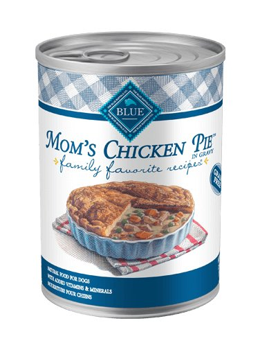 Blue Buffalo Blue Buffalo Family Favorite Mom's Chicken Pie Wet Dog Food 12.5oz