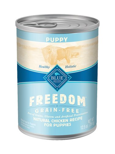 Blue Buffalo Blue Buffalo Freedom Puppy Chicken Wet Dog Food 12.5oz
