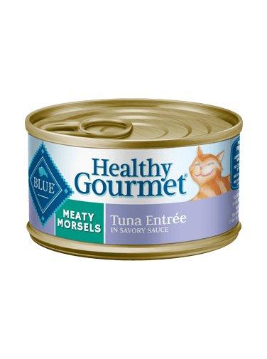 Blue Buffalo Blue Buffalo Healthy Gourmet Grilled Salmon Wet Cat Food 3oz