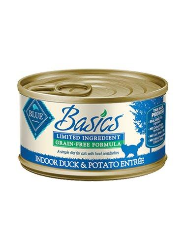 Blue Buffalo Blue Buffalo Basics Duck & Potato Wet Cat Food 3oz