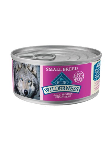 Blue Buffalo Blue Buffalo Wilderness Toy Breed Chicken Dry Dog Food 4#