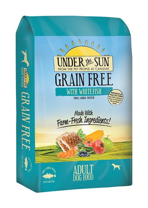Canidae Canidae Under The Sun Grain Free with Whitefish Dry Dog Food