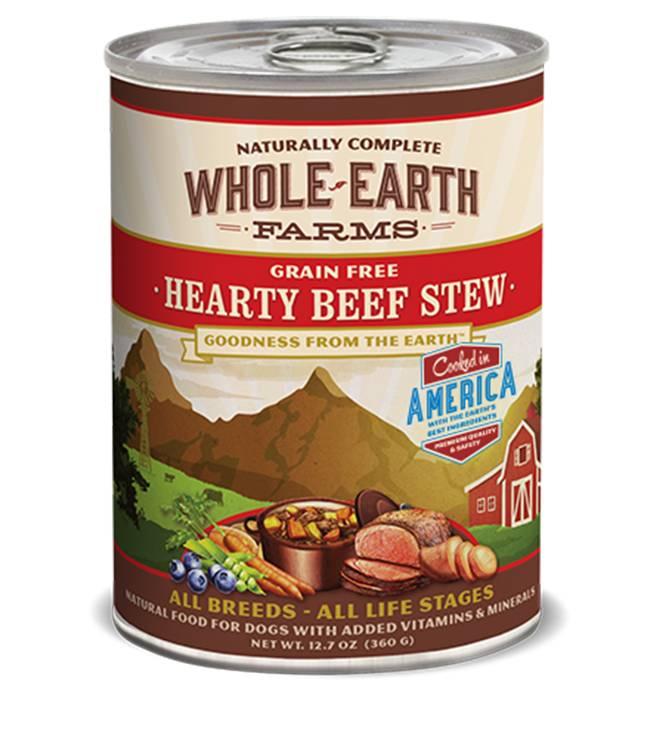 Whole Earth Farms Food