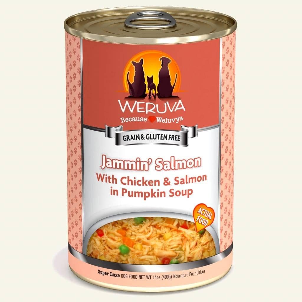 Weruva Weruva Classic Jammin' Salmon Wet Dog Food