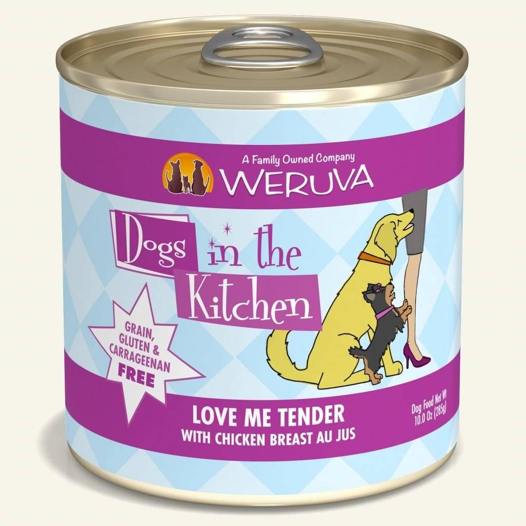 Weruva Weruva Dogs In The Kitchen Love Me Tender Wet Dog Food 10oz