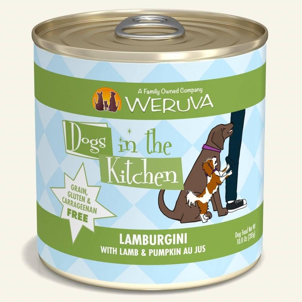 Weruva Weruva Dogs In The Kitchen Lamburgini Wet Dog Food 10oz