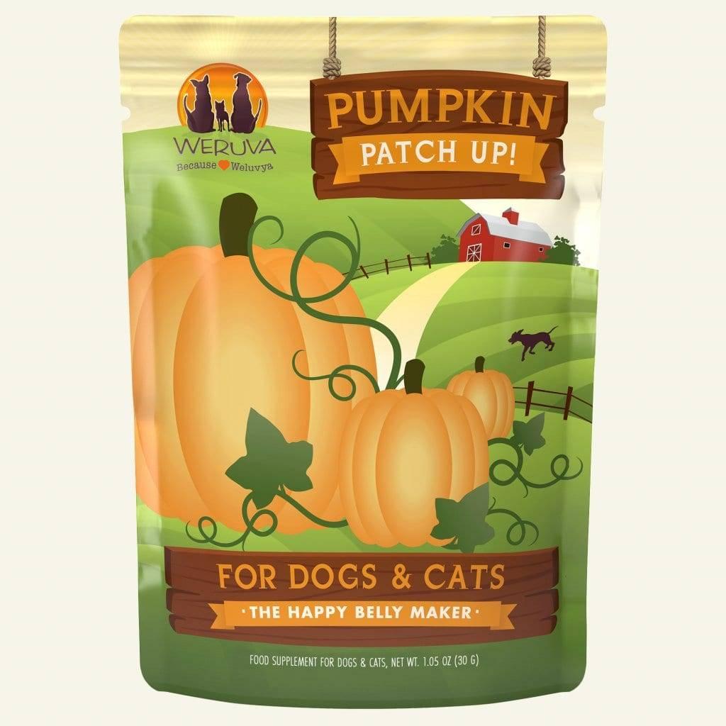 Weruva Weruva Pumpkin Patch Up Cat & Dog Supplement