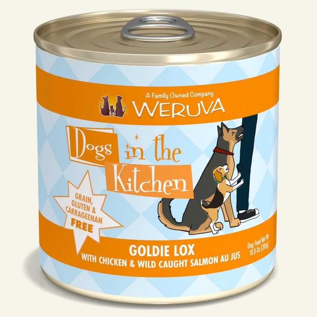 Weruva Weruva Dogs In The Kitchen Goldie Lox Wet Dog Food 10oz