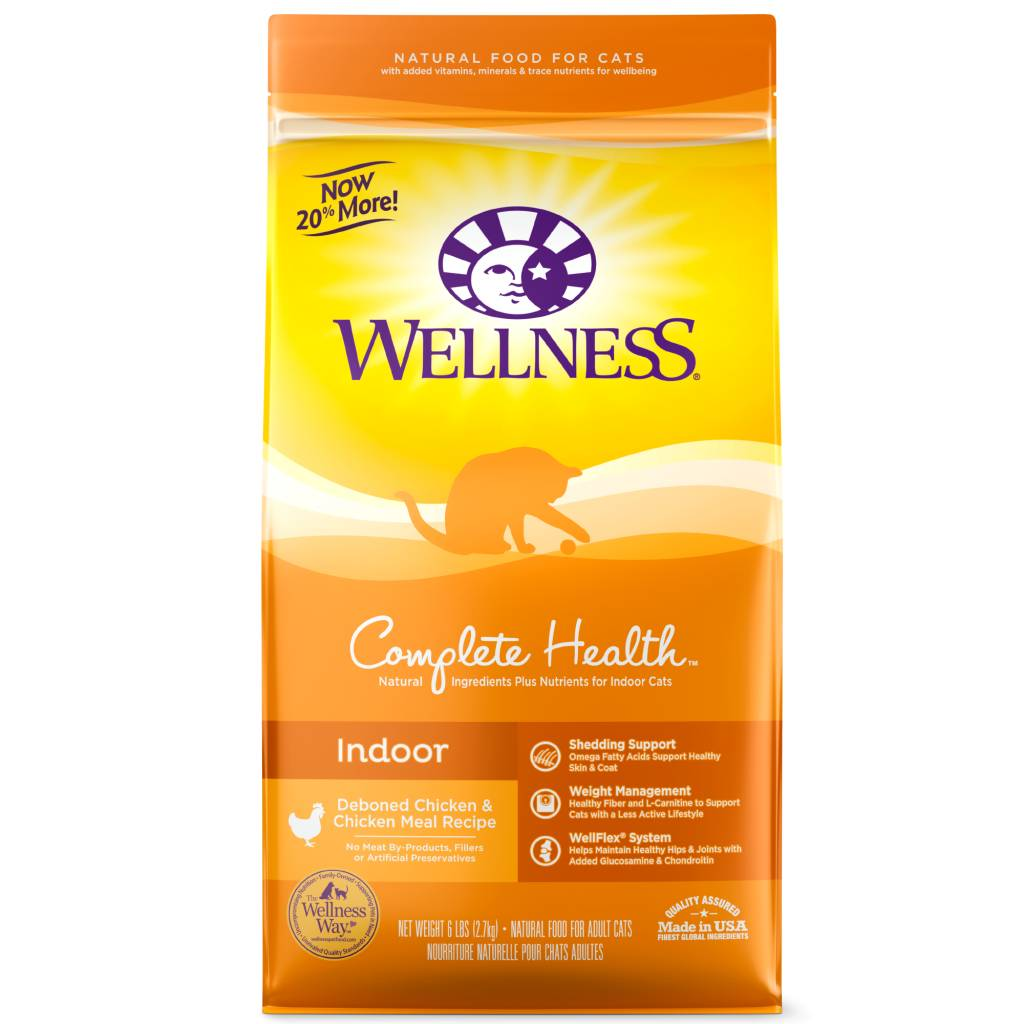 Wellness Dry Cat Food Chicken
