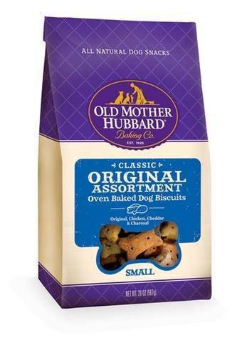 Wellness Old Mother Hubbard Classic Original Assortment Biscuits Dog Treats