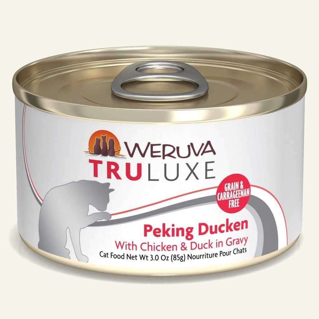 Weruva Weruva TruLuxe Peking Ducken Wet Cat Food