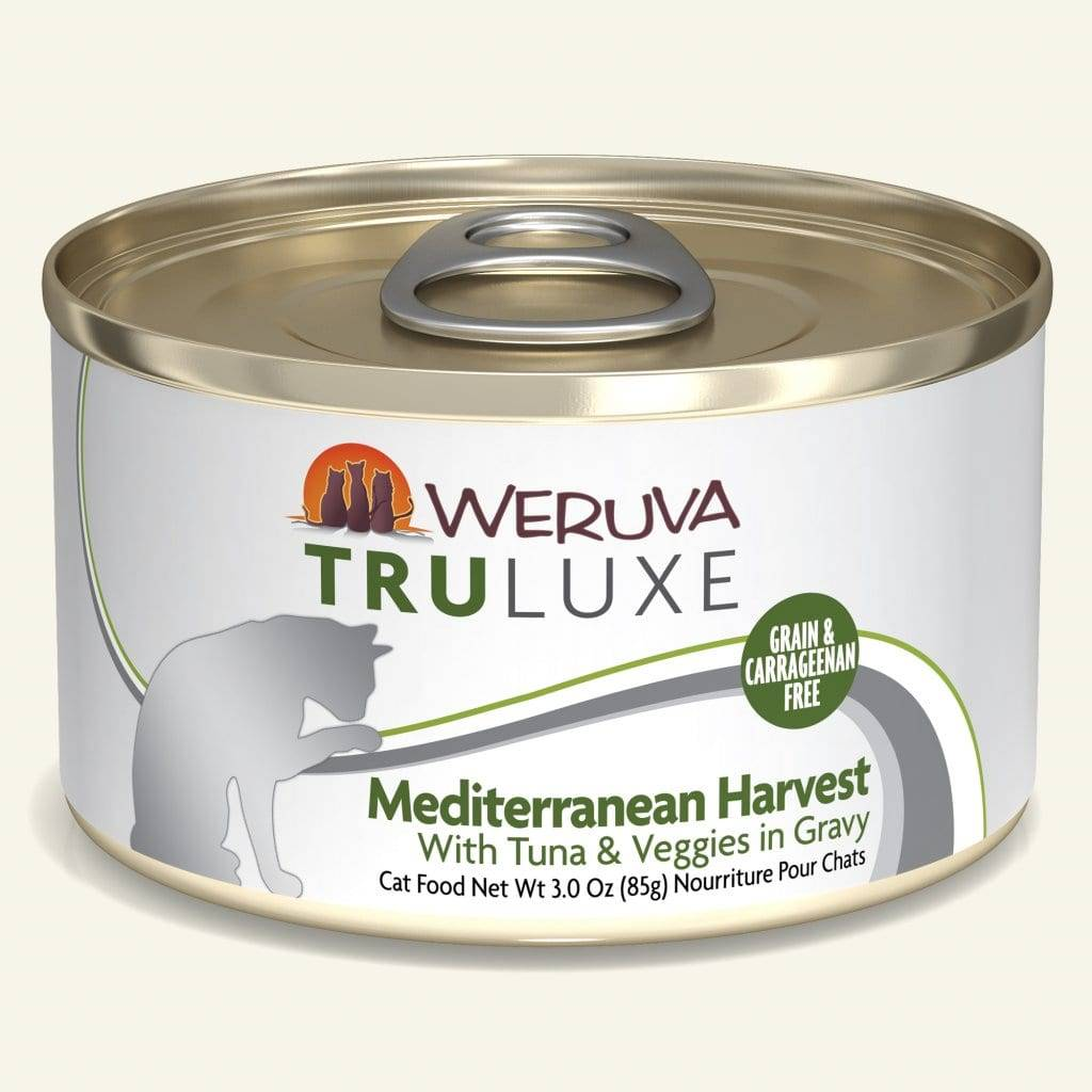 Weruva Weruva TruLuxe Mediterranean Harvest Wet Cat Food