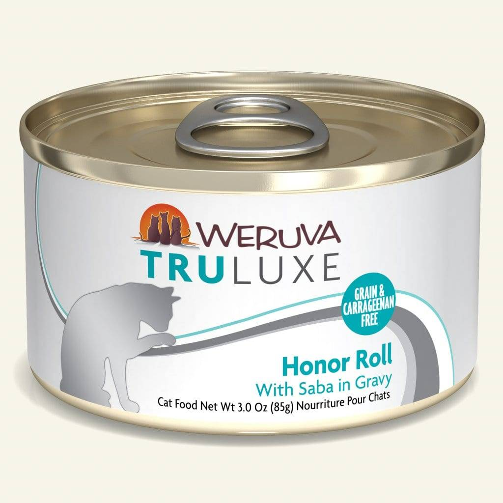 Weruva Weruva TruLuxe Honor Roll Wet Cat Food