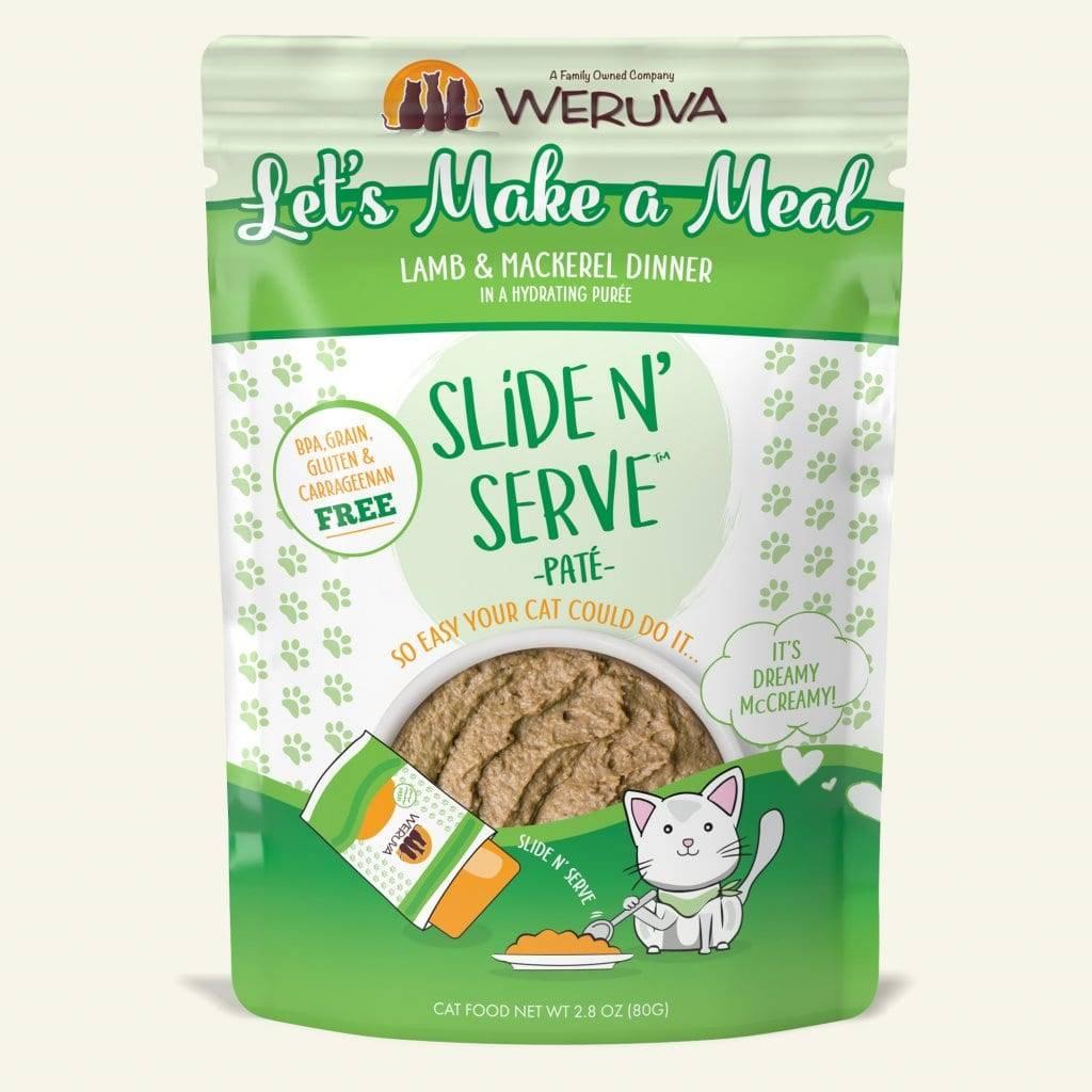 Weruva Weruva Slide N' Serve Pate Let's Make A Meal Wet Cat Food