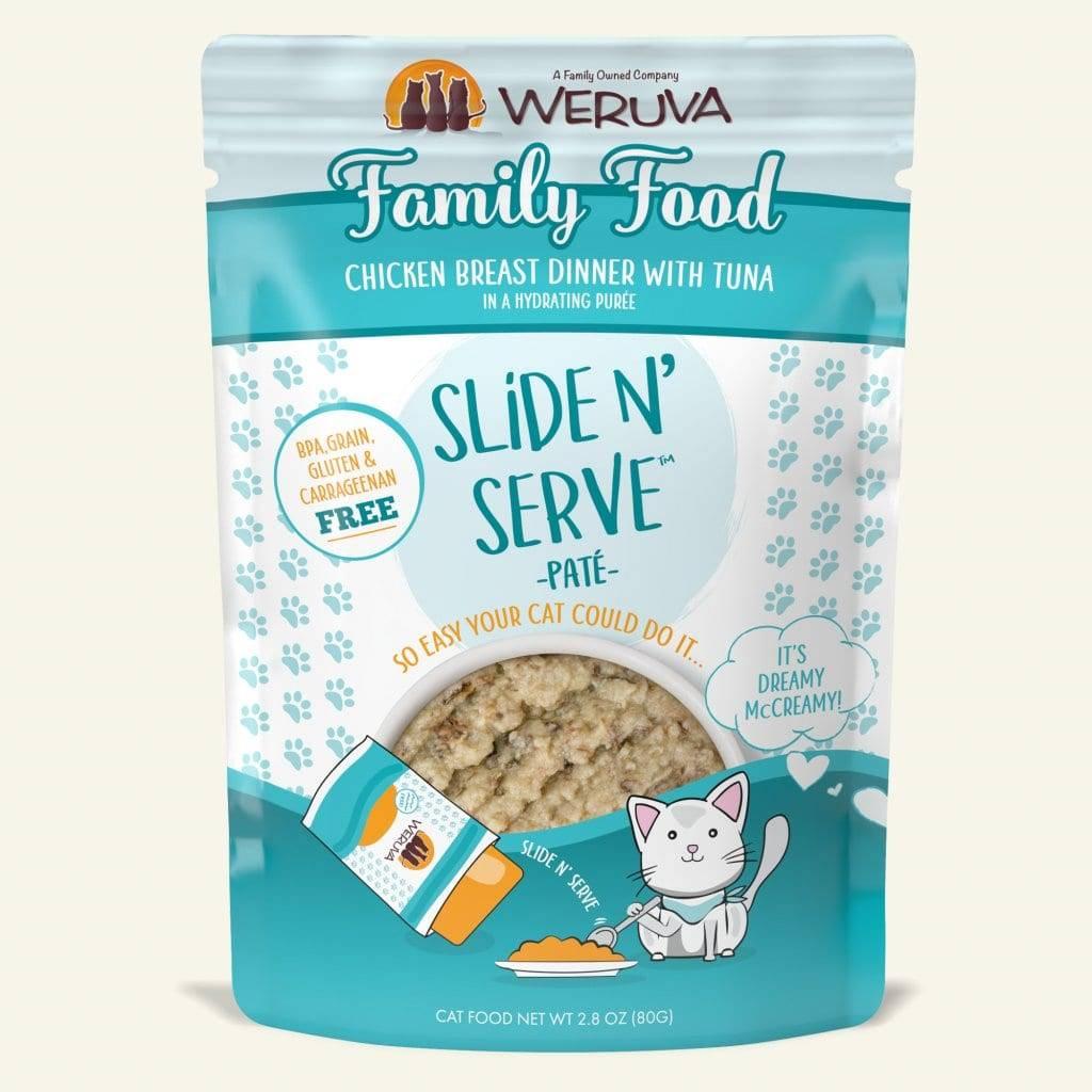 Weruva Weruva Slide N' Serve Family Food Wet Cat Food