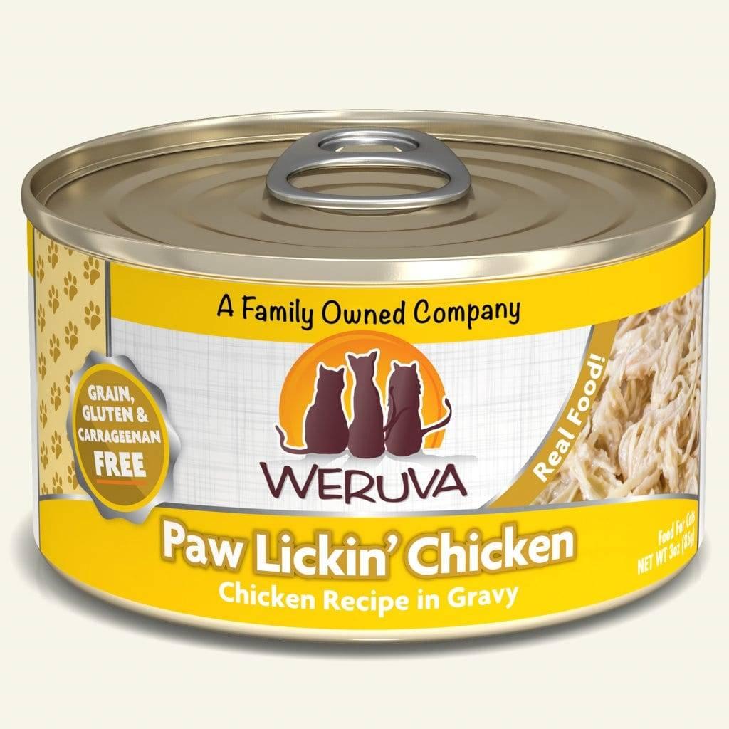 Weruva Weruva Classic Paw Lickin' Chicken Wet Cat Food