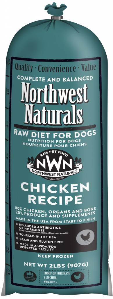 Northwest Naturals Northwest Naturals Chub Chicken Raw Dog Food