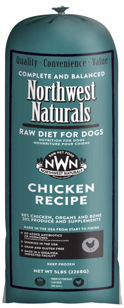 Northwest Naturals Northwest Naturals Raw Chub Chicken Dog Food