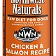 Northwest Naturals Northwest Naturals Raw Chub Chicken & Salmon Dog Food