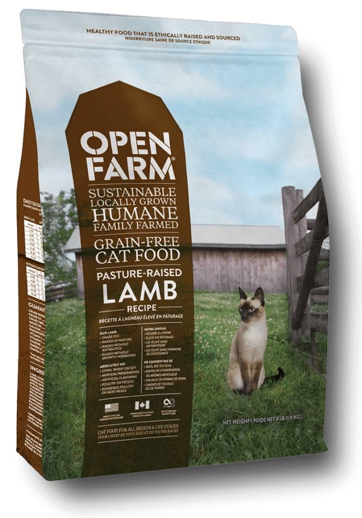 Open Farm Open Farm Pasture-Raised Lamb Dry Cat Food