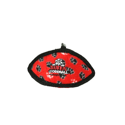 VIP Products VIP Tuffy Ultimate Odd Ball Dog Toy Red Junior