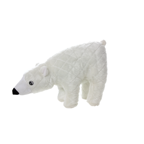 VIP Products VIP Mighty Arctic Polar Bear Dog Toy