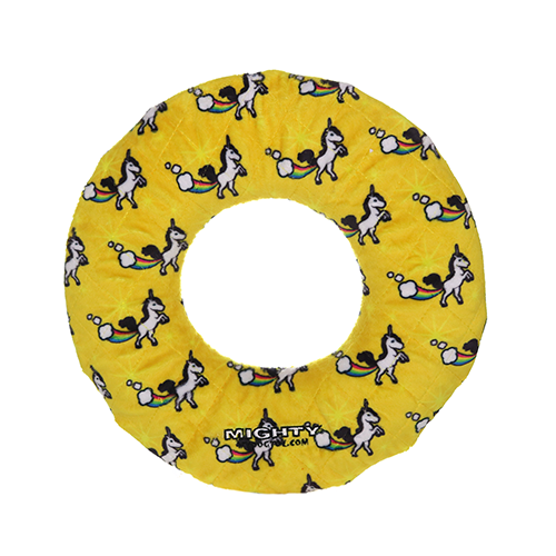 VIP Products VIP Mighty Ring Unicorn Dog Toy Regular