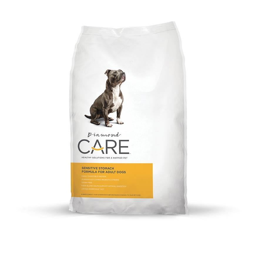 Diamond Diamond CARE Sensitive Stomach Dry Dog Food 8#
