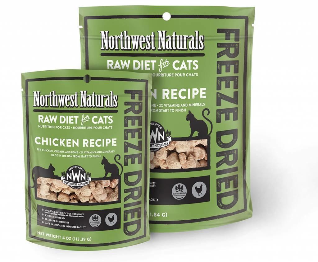 Northwest Naturals Northwest Naturals Nibbles Chicken Freeze Dried Cat Food 11oz