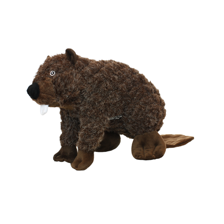 VIP Products VIP Mighty Nature Beaver Dog Toy Massive