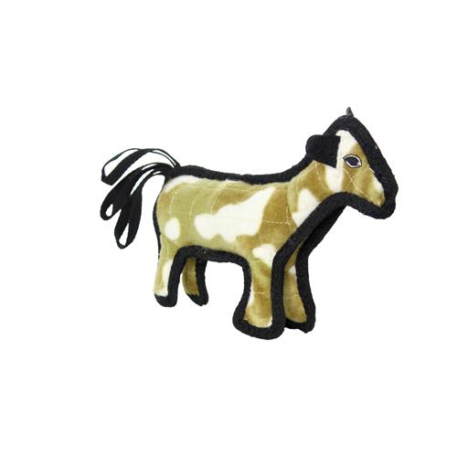VIP Products VIP Tuffy Barnyard Horse Dog Toy Junior