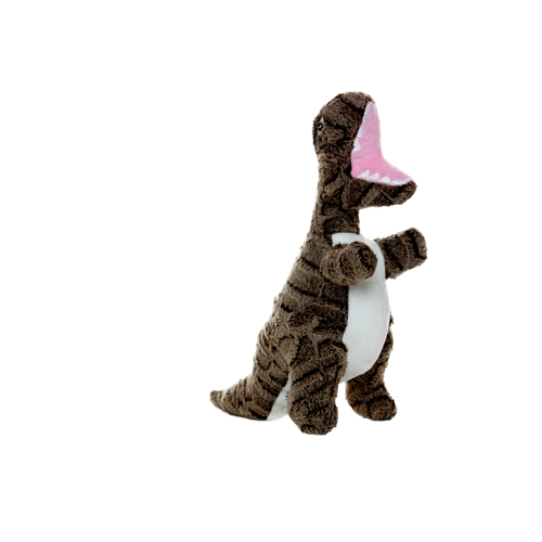 VIP Products VIP Mighty Dinosaurs T-Rex Dog Toy Junior