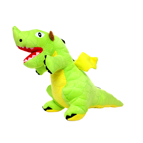 VIP Products VIP Mighty Dragons Dog Toy Green Regular