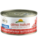 Almo Nature Almo Nature HQS Complete Chicken with Duck in Gravy Wet Cat Food 2.47oz