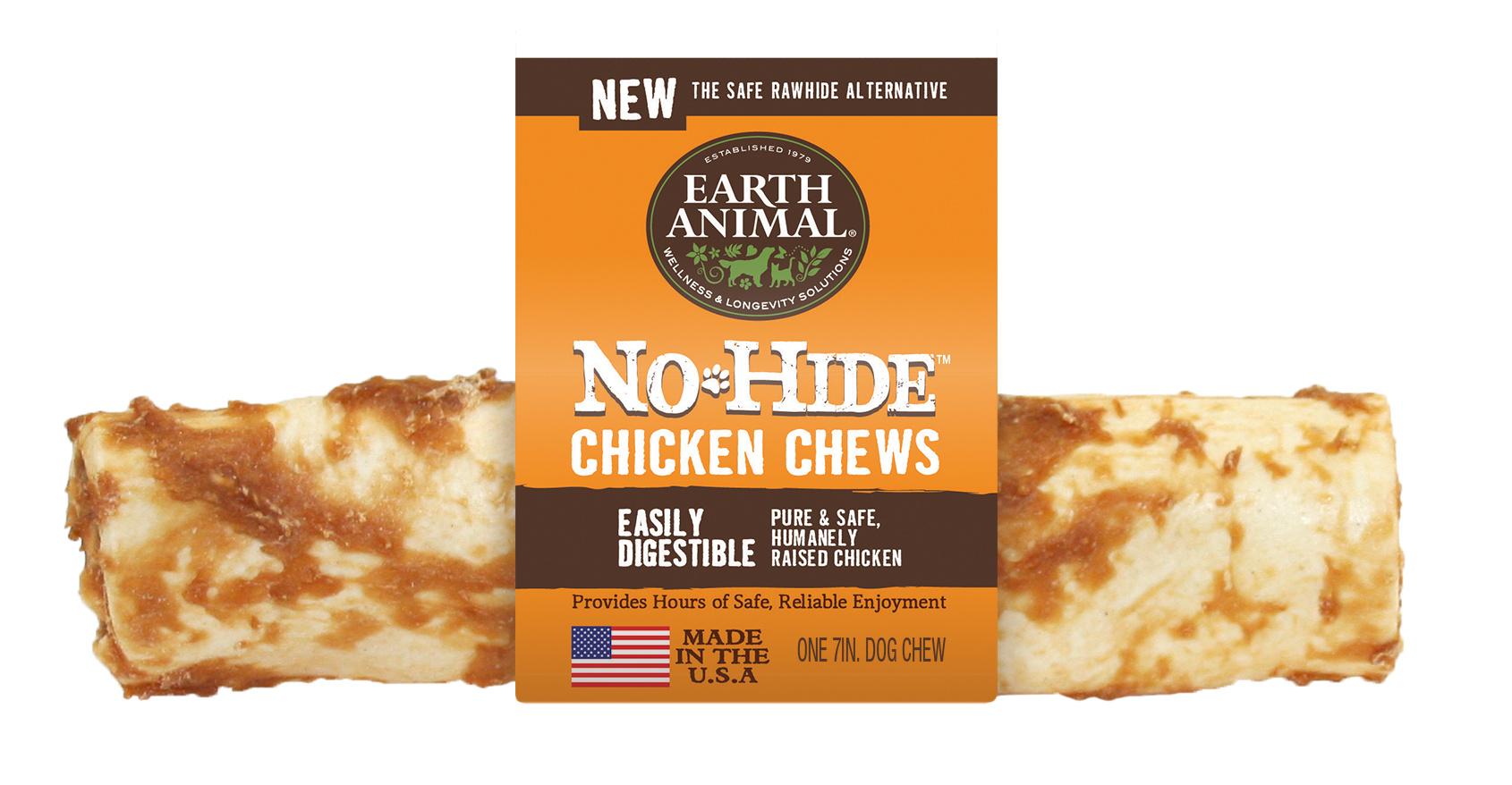Earth Animal Earth Animal No Hide Chicken Dog Chew